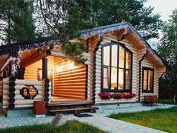Дачный комплекс «Золотые сосны» Готовые дома в хвойном лесу